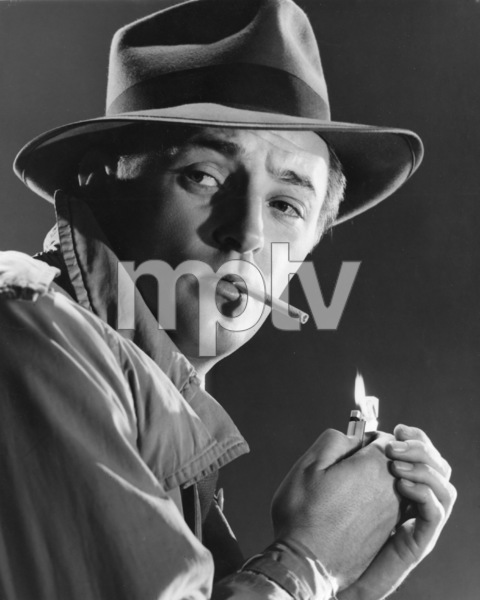 """Out of the Past""Robert Mitchum1947 RKO**I.V. - Image 1552_0003"