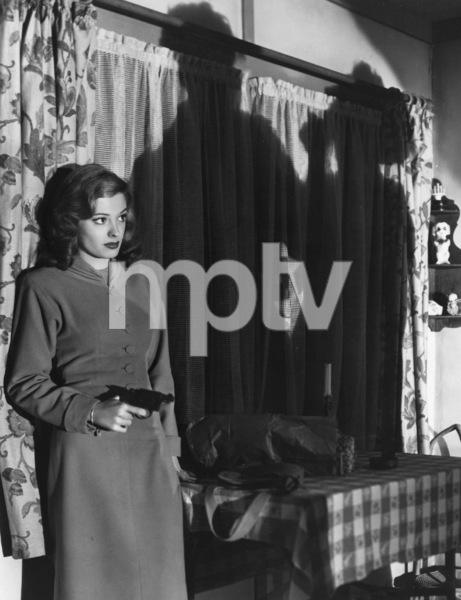 """Out of the Past""Jane Greer1947 RKO**I.V. - Image 1552_0006"