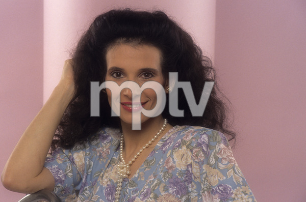 """The Commish""Theresa Saldana1991© 1991 Mario Casilli - Image 1579_0008"