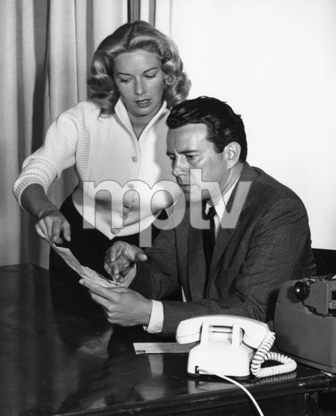 """Bachelor Father""John Forsythecirca 1957Photo by Gabi Rona - Image 1595_0003"
