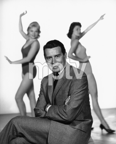 """Bachelor Father""John Forsythecirca 1957Photo by Gabi Rona - Image 1595_0004"