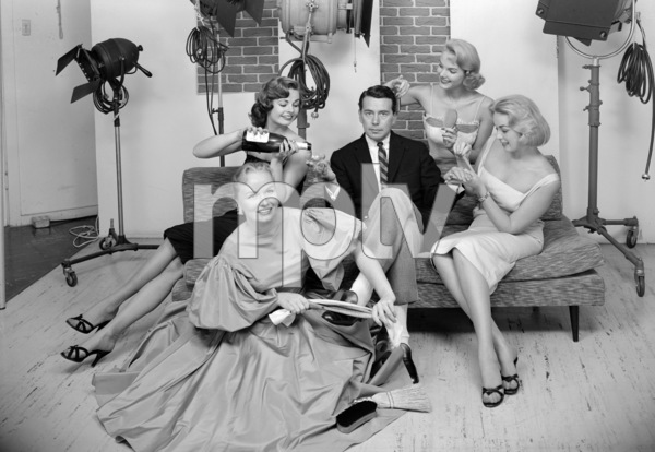 """Bachelor Father""John Forsythecirca 1960 © 1978 Gene Howard - Image 1595_0007"