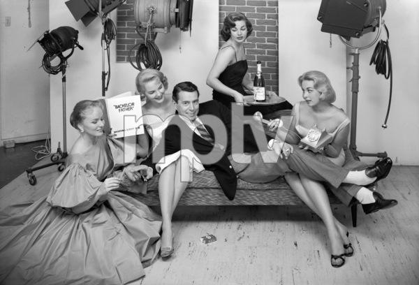 """Bachelor Father""John Forsythecirca 1960 © 1978 Gene Howard - Image 1595_0008"