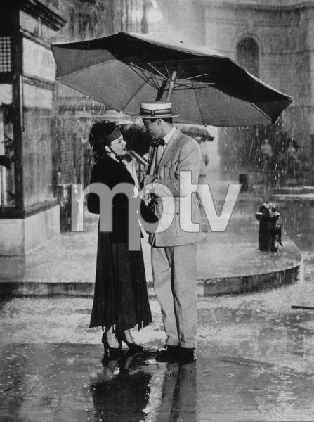 Judy Garland, Peter LawfordFilm SetEaster Parade (1948)0040308MGM - Image 1623_0002