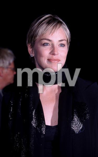 "Sharon Stone at the Premiereof ""Simpatico,"" 12/13/99. © 1999 Glenn Weiner - Image 16232_0001"