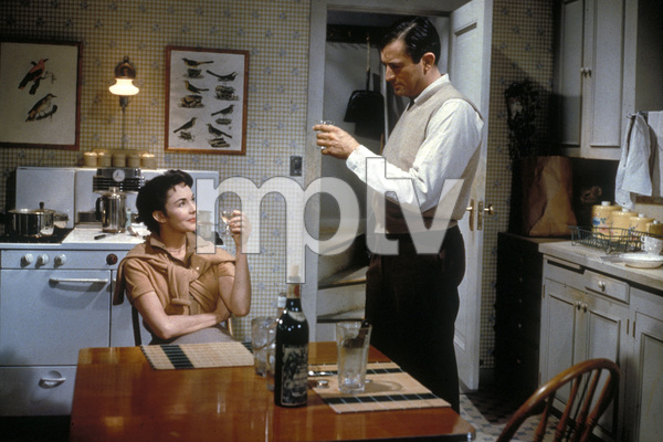 """The Man in the Gray Flannel Suit""Jennifer Jones, Gregory Peck1956 Fox - Image 16263_0001"