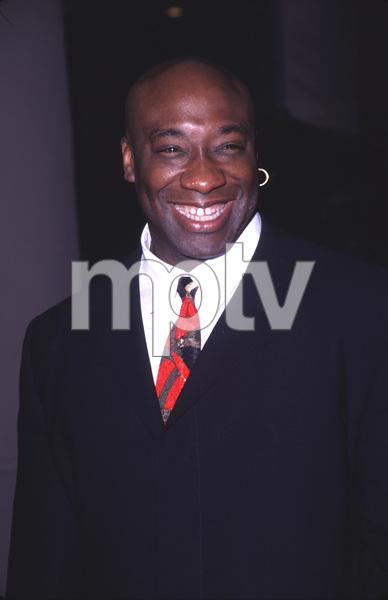 """Writers Guild Awards  - 52nd Annual,"" 3/5/2000.Michael Clarke Duncan. © 2000 Scott Weiner - Image 16312_0013"