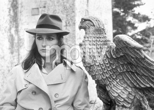 """Trenchcoat""Margot Kidder1983 Disney © 1983 John Jay - Image 16460_0002"