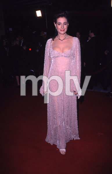 """""""Night of One Hundred Stars,""""Sean Young.  3/26/00 © 2000 Scott Weiner - Image 16467_0032"""