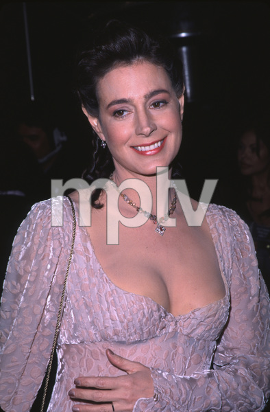 """Night of One Hundred Stars,""Sean Young.  3/26/00 © 2000 Scott Weiner - Image 16467_0036"