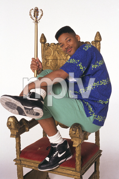 """The Fresh Prince of Bel-Air""Will Smith1990 © 1990 Mario Casilli - Image 16486_0009"