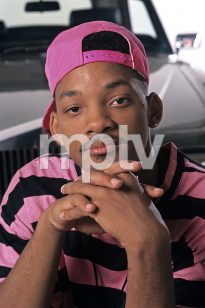 """""""The Fresh Prince of Bel-Air""""Will Smith1990 © 1990 Mario Casilli - Image 16486_0034"""