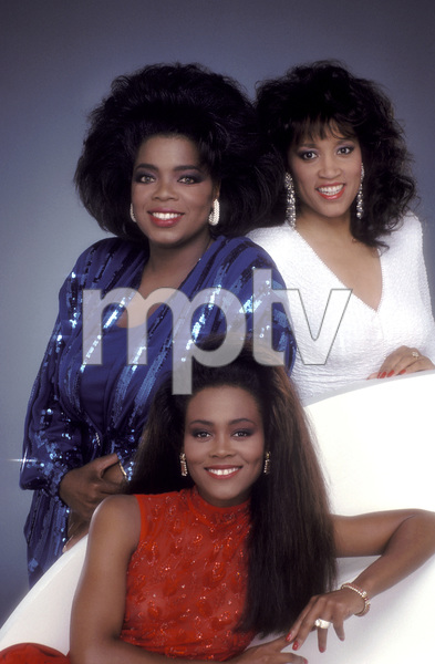 """""""The Women of Brewster Place""""Oprah Winfrey, Robin Givens, Jackee Harry1989 © 1989 Mario Casilli - Image 16523_0001"""