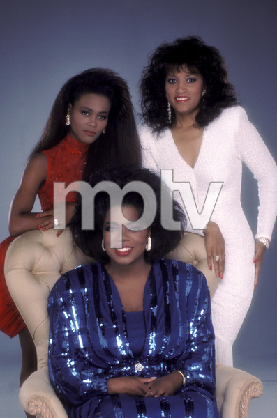 """""""The Women of Brewster Place""""Oprah Winfrey, Robin Givens, Jackee Harry1989 © 1989 Mario Casilli - Image 16523_0002"""