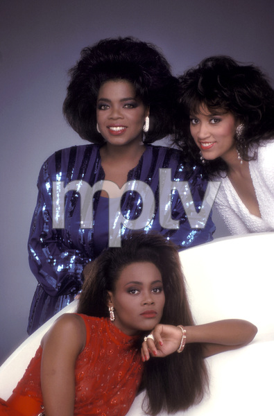 """""""The Women of Brewster Place""""Oprah Winfrey, Robin Givens, Jackee Harry1989 © 1989 Mario Casilli - Image 16523_0007"""