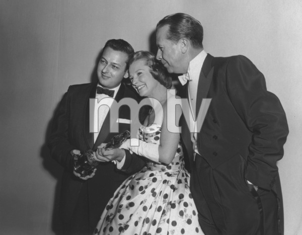 """Academy Awards - 31st Annual""Andre Previn, June Allyson, Dick Powell1959**I.V. - Image 16528_0031"