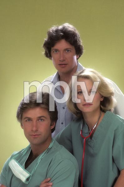 """Cutter to Houston""Alec Baldwin, Shelley Hack, Jim Metzler1983© 1983 Mario Casilli - Image 16546_0001"