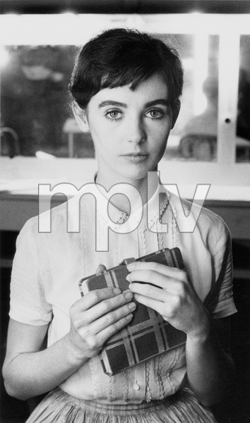 """""""The Diary of Anne Frank""""Millie Perkins1959 20th Century Fox © 1978 Bob Willoughby - Image 16668_0008"""