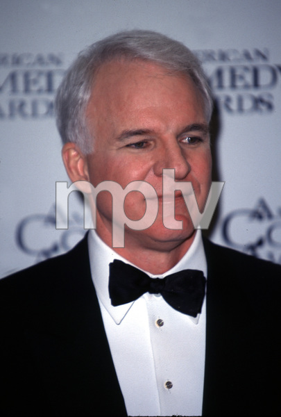 """""""Comedy Awards - 14th Annual,""""Steve Martin.  2/06/00. © 2000 Glenn Weiner - Image 16678_0023"""