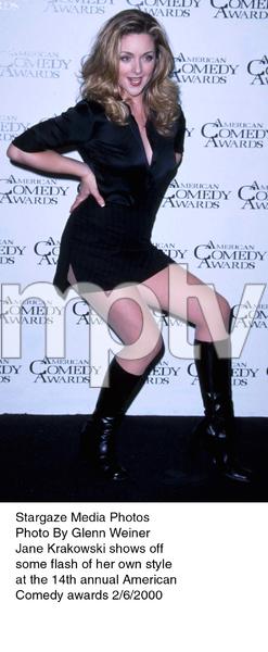 """Comedy Awards: 14th Annual,""Jane Krakowski.  2/06/00. © 2000 Glenn Weiner - Image 16678_0103"