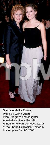 """Comedy Awards: 14th Annual,""Lynn Redgrave & daughter Annabelle.2/06/00. © 2000 Glenn Weiner - Image 16678_0114"