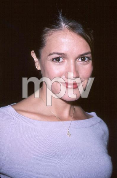 """""""Next Friday"""" Premiere,Pricilla Garita.  1/11/00. © 2000 Glenn Weiner - Image 16691_0107"""