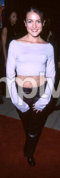 """""""Next Friday"""" Premiere,Pricilla Garita.  1/11/00. © 2000 Weiner - Image 16691_0108"""