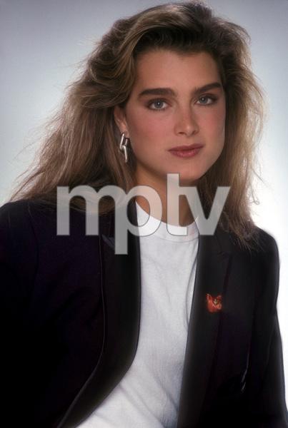 """Barbara Walters & Friends""Brooke Shields, 1988Photo by Mario Casilli - Image 16721_0015"