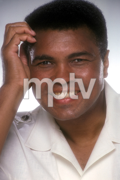 """Barbara Walters & Friends""Muhammad Ali, 1988Photo by Mario Casilli - Image 16721_0017"