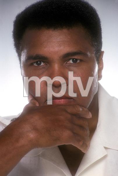 """Barbara Walters & Friends""Muhammad Ali, 1988Photo by Mario Casilli - Image 16721_0018"