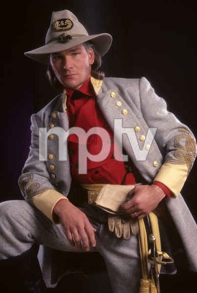 """North and South""Patrick Swayze1985 © 1985 Mario Casilli - Image 16742_0008"