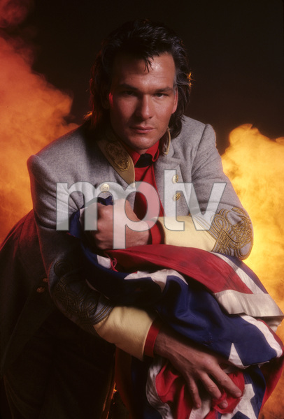 """North and South""Patrick Swayze1985 © 1985 Mario Casilli - Image 16742_0015"
