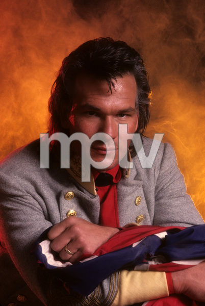 """North and South""Patrick Swayze1985 © 1985 Mario Casilli - Image 16742_0017"