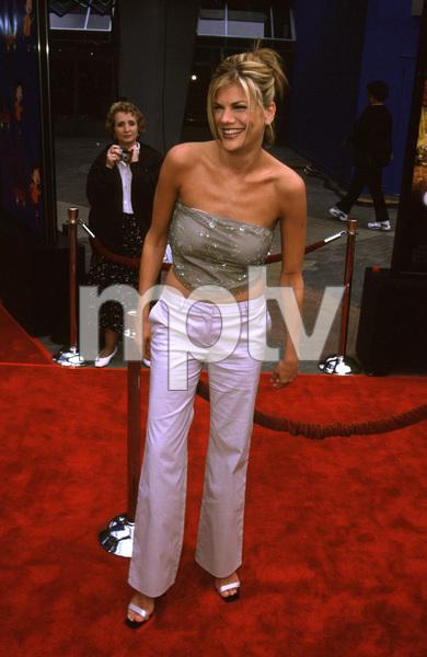 """""""Flinstones Viva Rock Vegas"""" Premiere,Kristen Johnston.  4/15/00. © 2000 Glenn Weiner - Image 16759_0012"""