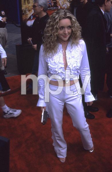 """""""Flinstones Viva Rock Vegas"""" Premiere,Jane Krakowski.  4/15/00. © 2000 Glenn Weiner - Image 16759_0017"""