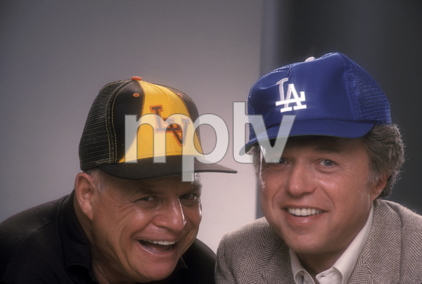 """Foul-Ups, Bleeps & Blunders""Don Rickles, Steve Lawrence1984 © 1984 Mario Casilli - Image 16836_0003"