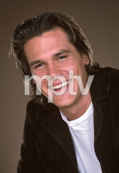 """The Young Riders""Josh Brolin1989 © 1989 Mario Casilli - Image 16837_0009"