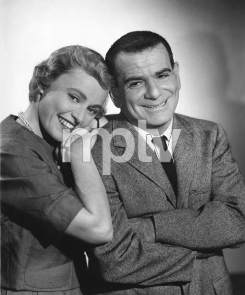 """The Danny Thomas Show"" (aka ""Make Room for Daddy"")Pat Carroll, Sid Meltoncirca 1950sPhoto by Gabi Rona - Image 16852_0001"