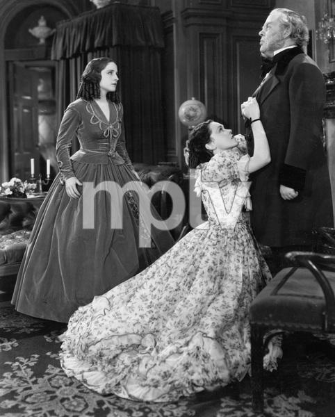 """The Barretts of Wimpole Street""Norma Shearer, Maureen O"