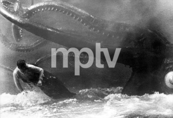 """20000 Leagues Under the Sea""James Mason1954 Walt Disney Productions** I.V. - Image 1701_0010"