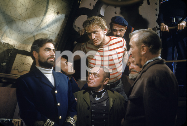 """20000 Leagues Under the Sea""James Mason, Peter Lorre, Kirk Douglas, Paul Lukas1954 Walt Disney Productions** I.V. - Image 1701_0016"