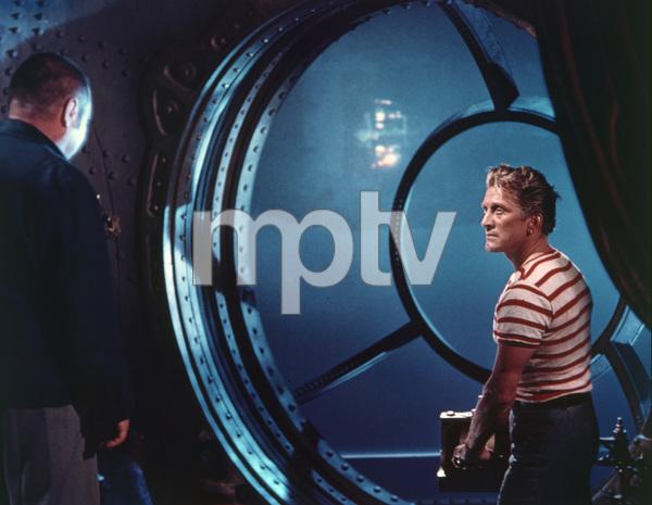 """20000 Leagues Under the Sea""Kirk Douglas1954 Walt Disney Productions** I.V. - Image 1701_0018"