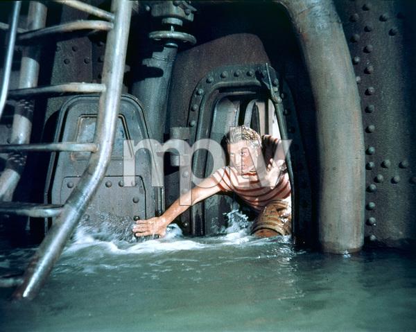 """20000 Leagues Under the Sea""Kirk Douglas1954 Walt Disney Productions** I.V. - Image 1701_0021"