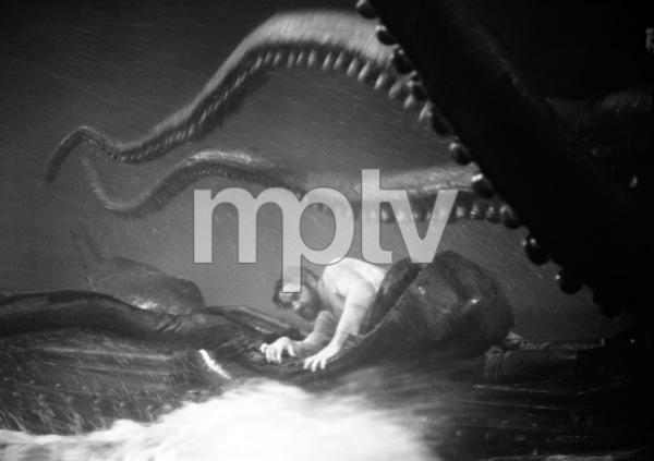 """20000 Leagues Under the Sea""James Mason1954 Walt Disney Productions** I.V. - Image 1701_0023"