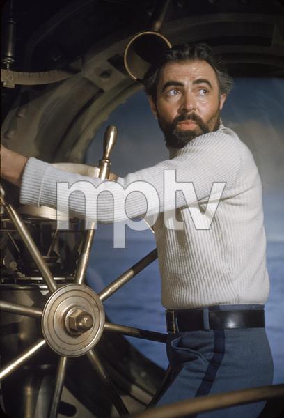 """20000 Leagues Under the Sea""James Mason1954 Walt Disney Productions** I.V. - Image 1701_0026"