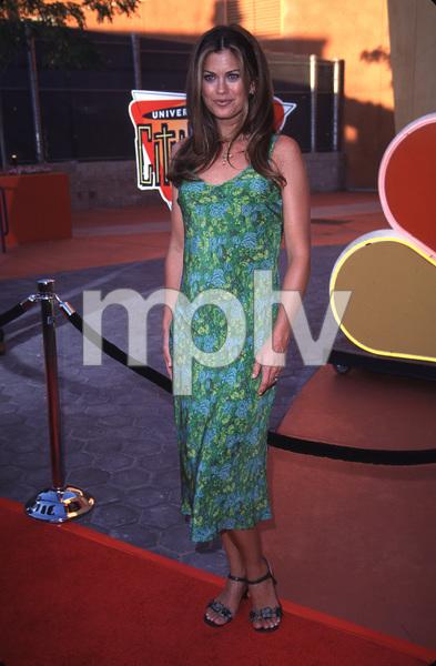 """""""NBC Press Tour Party - 2000,""""Kathy Ireland.  7/19/00. © 2000 Glenn Weiner - Image 17024_0005"""