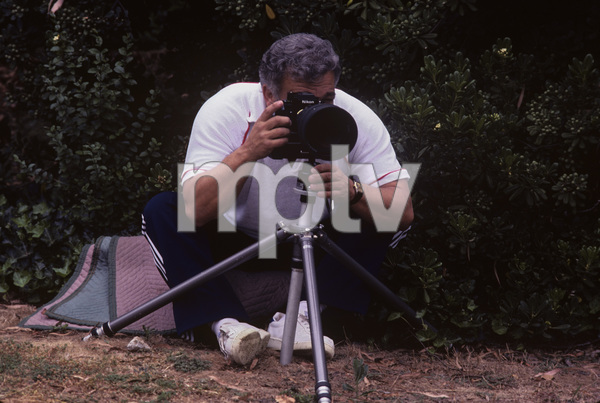 "Photographer Mario Casilli shooting Mariel Hemingway during a photo shoot for the film, ""Star 80""1982© 1982 Mario Casilli - Image 17060_0014"