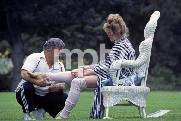 "Photographer Mario Casilli shooting Mariel Hemingway during a photo shoot for the film, ""Star 80""1982© 1982 Mario Casilli - Image 17060_0018"