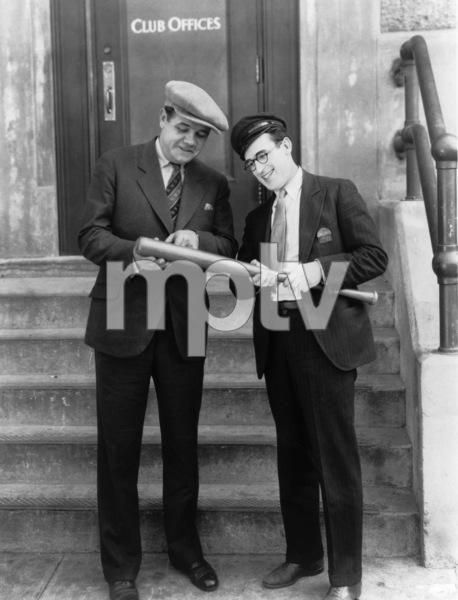 """Speedy""Babe Ruth, Harold Lloyd1928 Paramount Pictures** I.V. - Image 17098_0002"