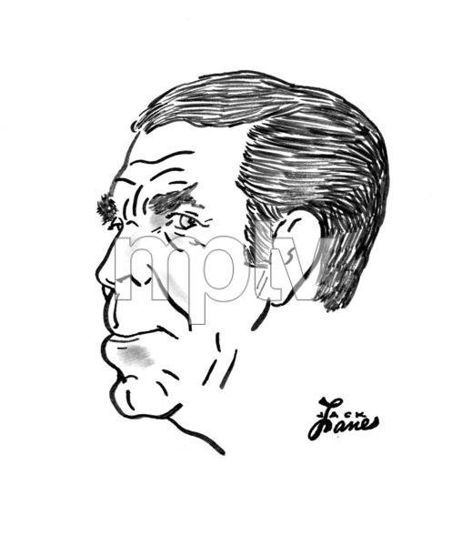 Fred MurrayCelebrity Caricatures © 2000 Jack Lane - Image 17150_0034